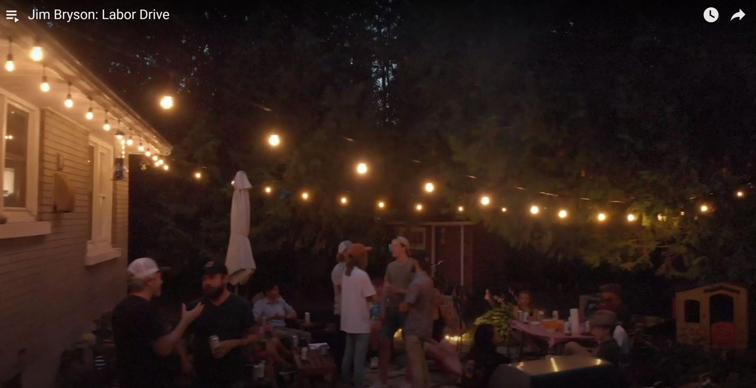 backyard party jim bryson